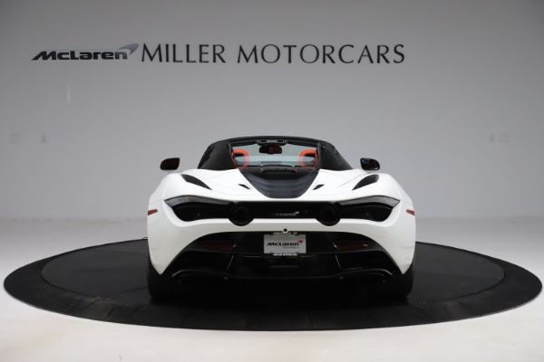 New 2020 McLaren 720S Spider Performance for sale $386,289 at Bentley Greenwich in Greenwich CT 06830 5