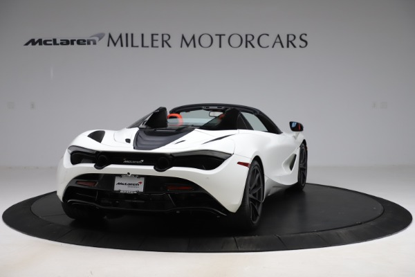 New 2020 McLaren 720S Spider Performance for sale $386,289 at Bentley Greenwich in Greenwich CT 06830 6