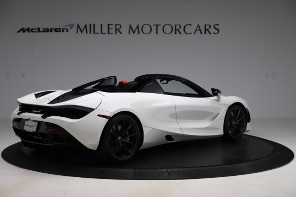 New 2020 McLaren 720S Spider Performance for sale $386,289 at Bentley Greenwich in Greenwich CT 06830 7