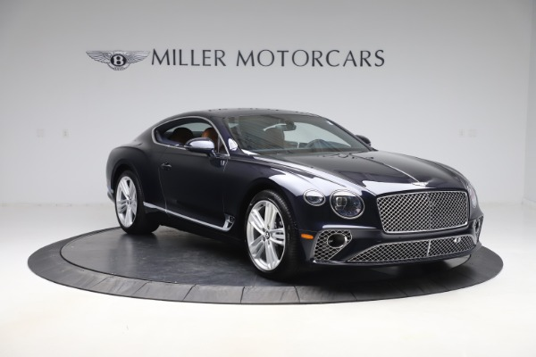 New 2020 Bentley Continental GT W12 for sale $260,770 at Bentley Greenwich in Greenwich CT 06830 11