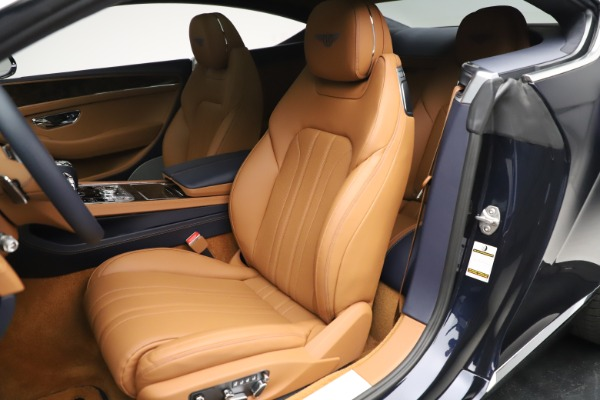 New 2020 Bentley Continental GT W12 for sale $260,770 at Bentley Greenwich in Greenwich CT 06830 20