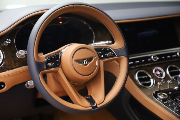 New 2020 Bentley Continental GT W12 for sale $260,770 at Bentley Greenwich in Greenwich CT 06830 23