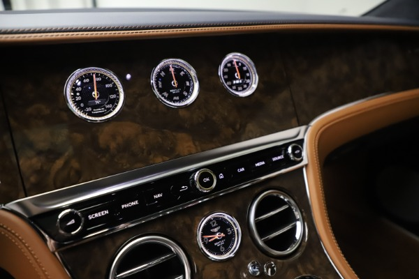 New 2020 Bentley Continental GT W12 for sale $260,770 at Bentley Greenwich in Greenwich CT 06830 25