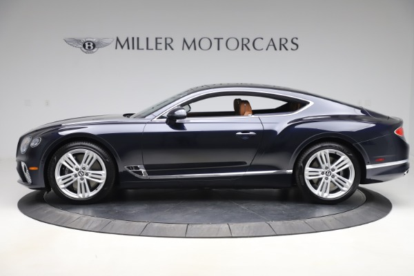 New 2020 Bentley Continental GT W12 for sale $260,770 at Bentley Greenwich in Greenwich CT 06830 3