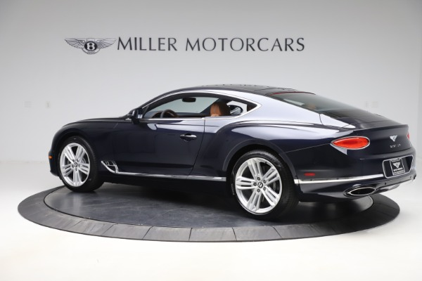 New 2020 Bentley Continental GT W12 for sale $260,770 at Bentley Greenwich in Greenwich CT 06830 4