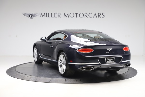 New 2020 Bentley Continental GT W12 for sale $260,770 at Bentley Greenwich in Greenwich CT 06830 5