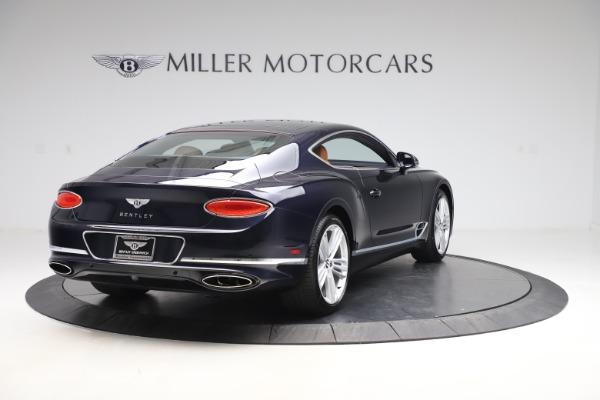 New 2020 Bentley Continental GT W12 for sale $260,770 at Bentley Greenwich in Greenwich CT 06830 7