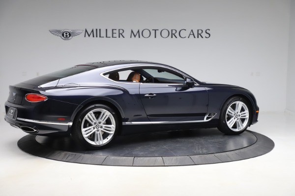 New 2020 Bentley Continental GT W12 for sale $260,770 at Bentley Greenwich in Greenwich CT 06830 8