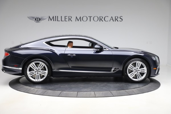 New 2020 Bentley Continental GT W12 for sale $260,770 at Bentley Greenwich in Greenwich CT 06830 9