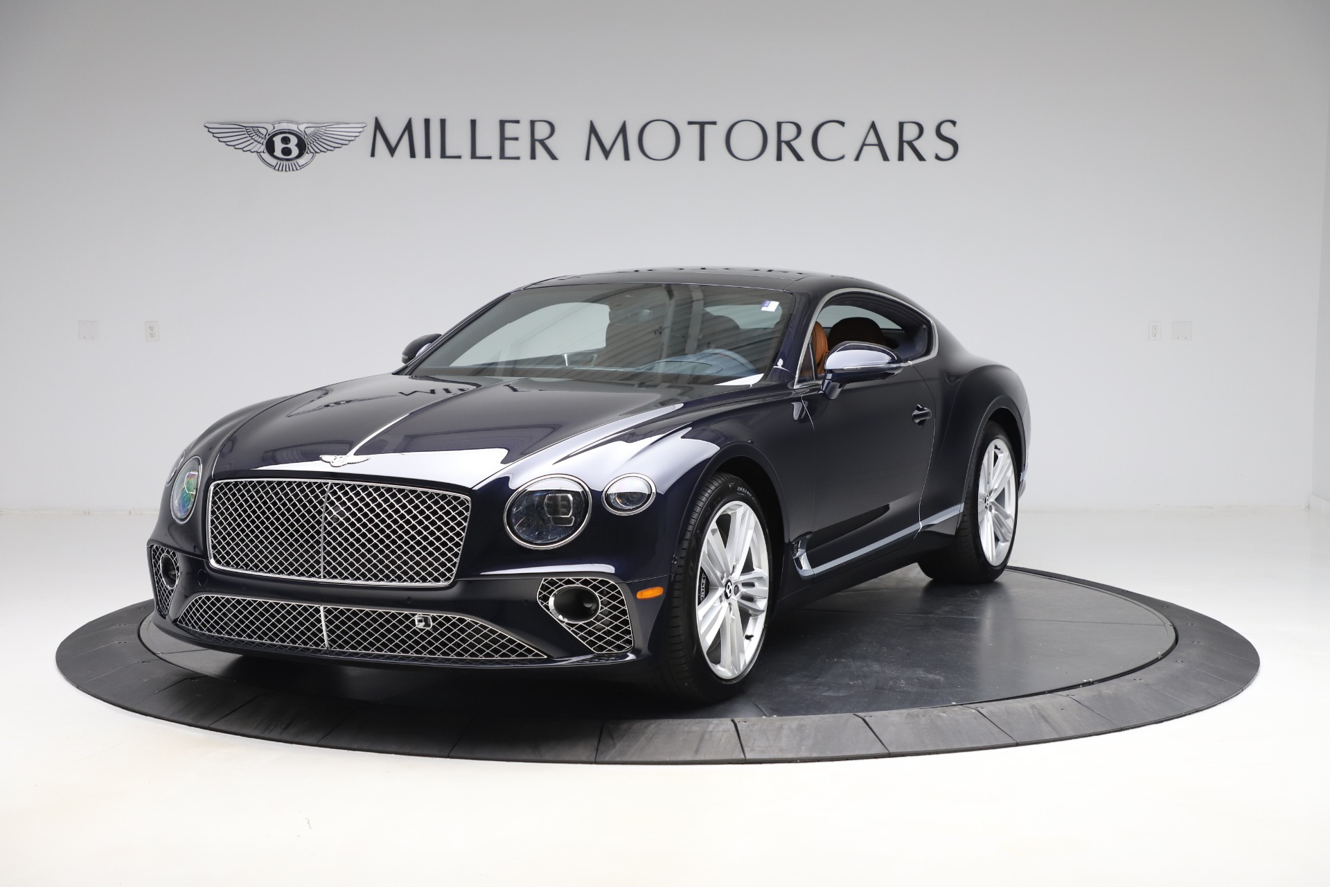 New 2020 Bentley Continental GT W12 for sale $260,770 at Bentley Greenwich in Greenwich CT 06830 1