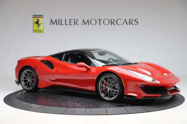Used 2019 Ferrari 488 Pista for sale $451,702 at Bentley Greenwich in Greenwich CT 06830 10