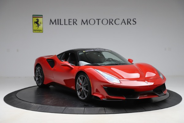Used 2019 Ferrari 488 Pista for sale $451,702 at Bentley Greenwich in Greenwich CT 06830 11