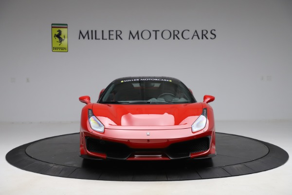 Used 2019 Ferrari 488 Pista for sale $451,702 at Bentley Greenwich in Greenwich CT 06830 12