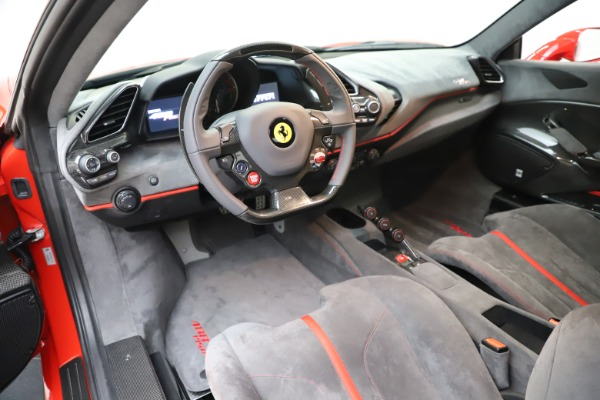 Used 2019 Ferrari 488 Pista for sale $451,702 at Bentley Greenwich in Greenwich CT 06830 13