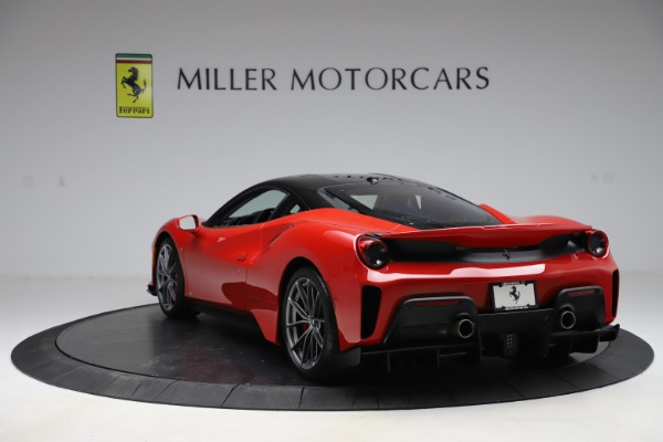 Used 2019 Ferrari 488 Pista for sale $451,702 at Bentley Greenwich in Greenwich CT 06830 5