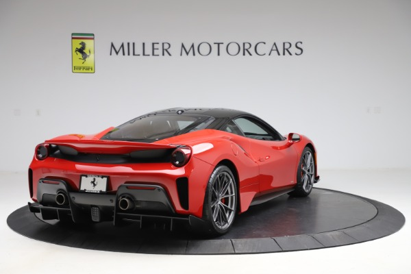 Used 2019 Ferrari 488 Pista for sale $451,702 at Bentley Greenwich in Greenwich CT 06830 7