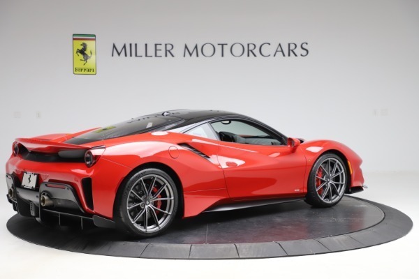 Used 2019 Ferrari 488 Pista for sale $451,702 at Bentley Greenwich in Greenwich CT 06830 8