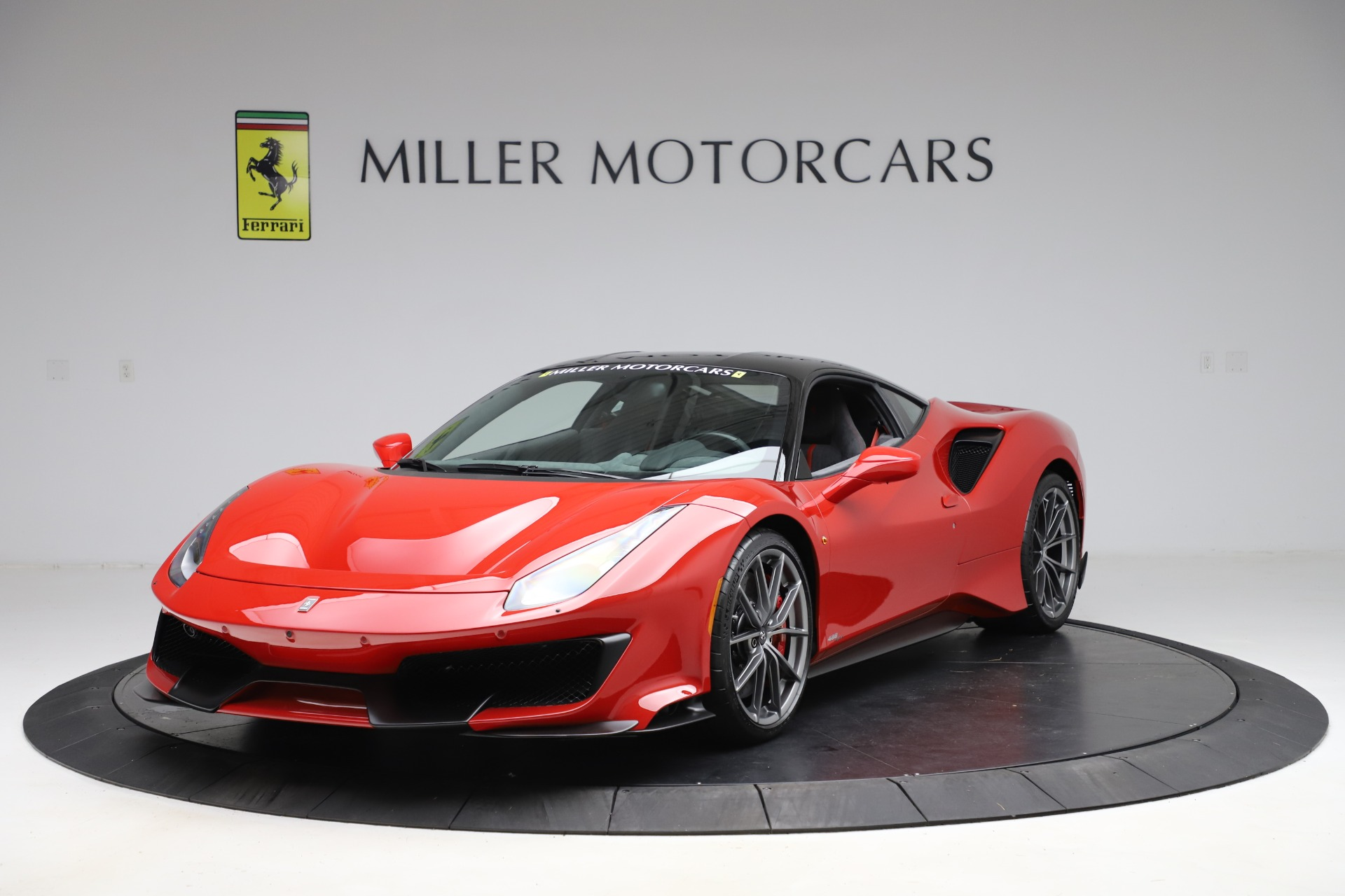 Used 2019 Ferrari 488 Pista for sale $451,702 at Bentley Greenwich in Greenwich CT 06830 1