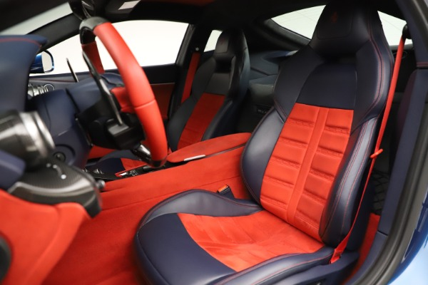 Used 2015 Ferrari F12 Berlinetta for sale Sold at Bentley Greenwich in Greenwich CT 06830 15