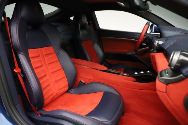 Used 2015 Ferrari F12 Berlinetta for sale Sold at Bentley Greenwich in Greenwich CT 06830 20