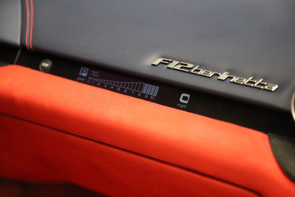 Used 2015 Ferrari F12 Berlinetta for sale Sold at Bentley Greenwich in Greenwich CT 06830 23