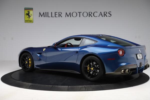 Used 2015 Ferrari F12 Berlinetta for sale Sold at Bentley Greenwich in Greenwich CT 06830 4