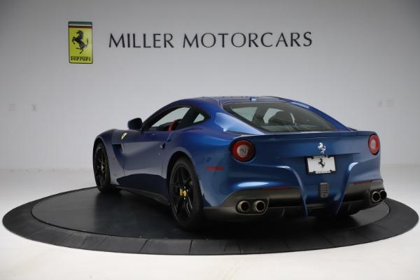 Used 2015 Ferrari F12 Berlinetta for sale Sold at Bentley Greenwich in Greenwich CT 06830 5
