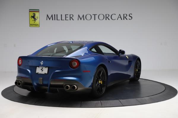 Used 2015 Ferrari F12 Berlinetta for sale Sold at Bentley Greenwich in Greenwich CT 06830 7