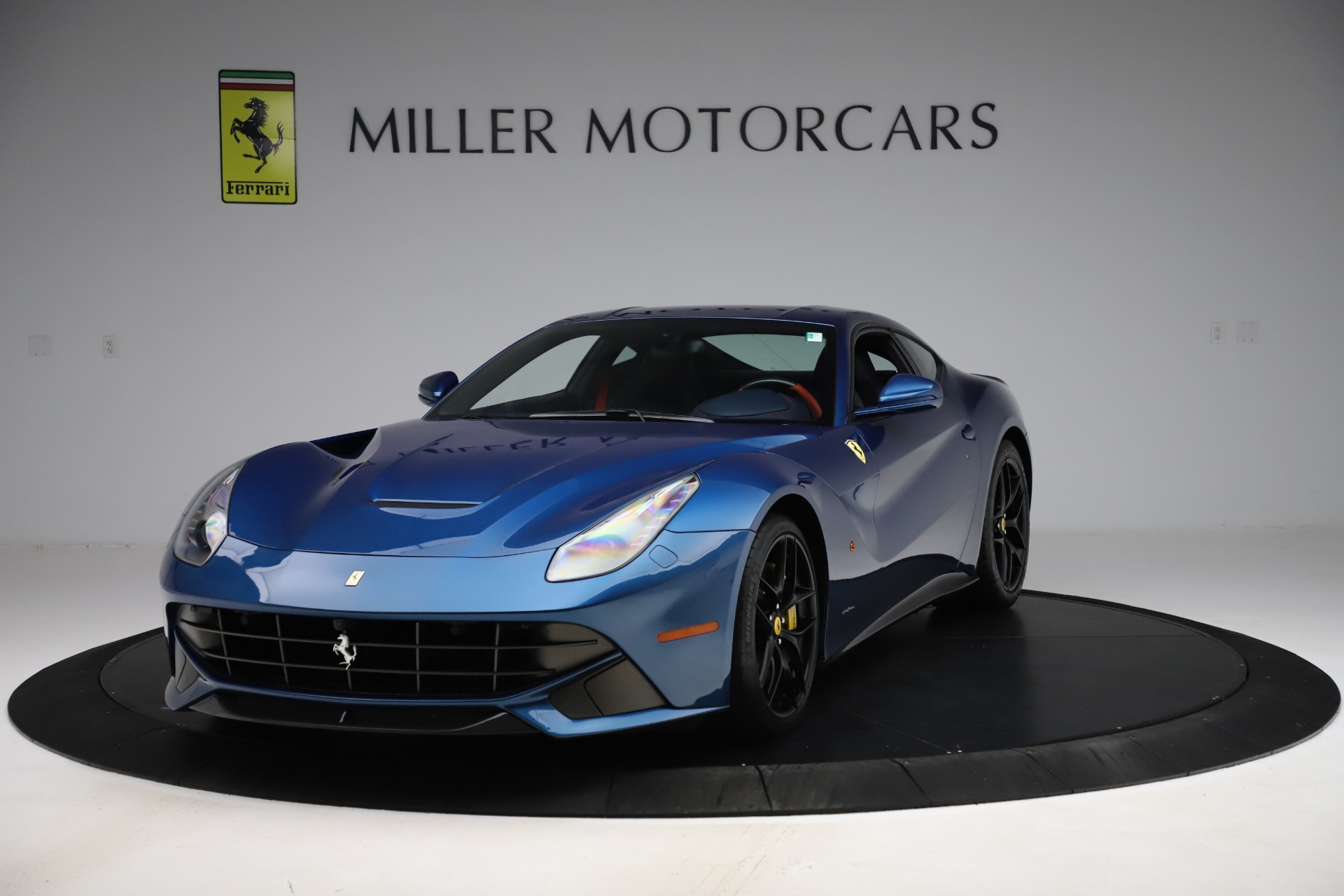 Used 2015 Ferrari F12 Berlinetta for sale Sold at Bentley Greenwich in Greenwich CT 06830 1