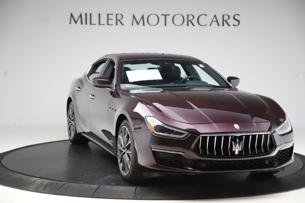 New 2020 Maserati Ghibli S Q4 GranLusso for sale $94,335 at Bentley Greenwich in Greenwich CT 06830 11
