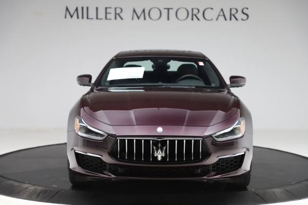 New 2020 Maserati Ghibli S Q4 GranLusso for sale $94,335 at Bentley Greenwich in Greenwich CT 06830 12