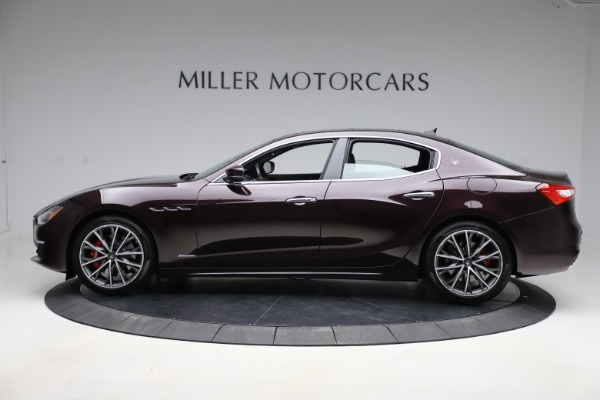 New 2020 Maserati Ghibli S Q4 GranLusso for sale $94,335 at Bentley Greenwich in Greenwich CT 06830 3