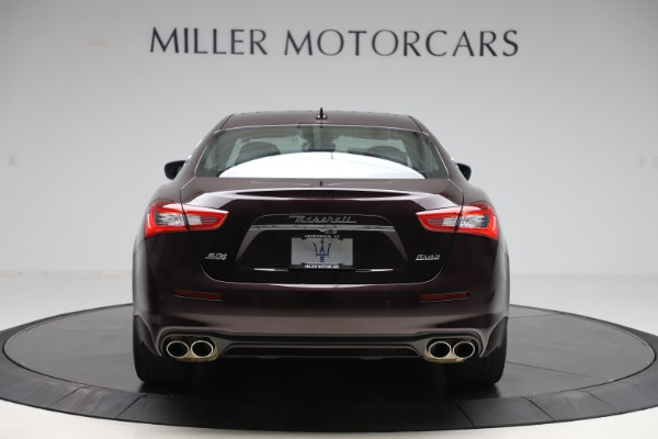 New 2020 Maserati Ghibli S Q4 GranLusso for sale $94,335 at Bentley Greenwich in Greenwich CT 06830 6