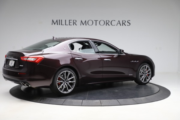 New 2020 Maserati Ghibli S Q4 GranLusso for sale $94,335 at Bentley Greenwich in Greenwich CT 06830 8