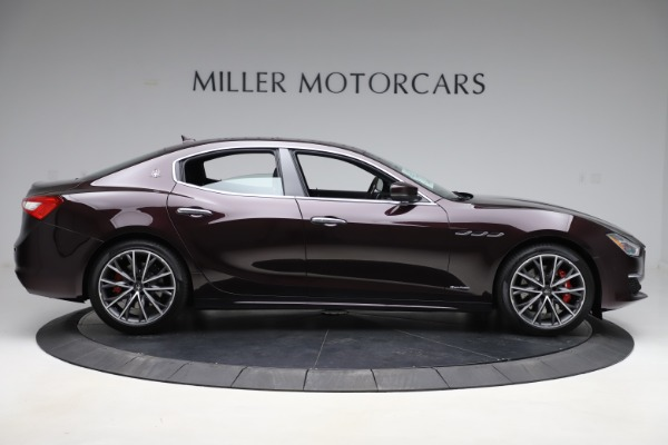 New 2020 Maserati Ghibli S Q4 GranLusso for sale $94,335 at Bentley Greenwich in Greenwich CT 06830 9