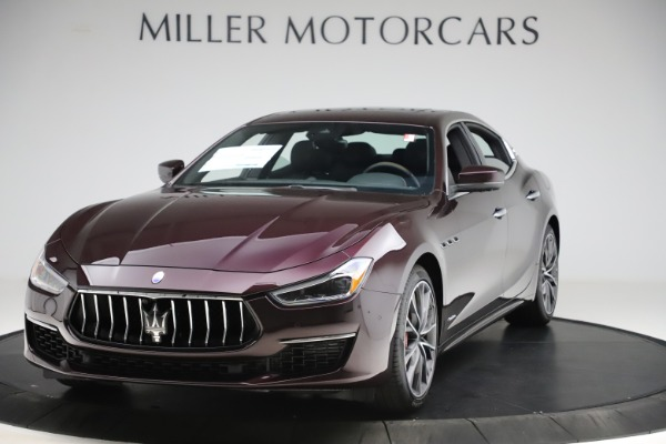 New 2020 Maserati Ghibli S Q4 GranLusso for sale $94,335 at Bentley Greenwich in Greenwich CT 06830 1