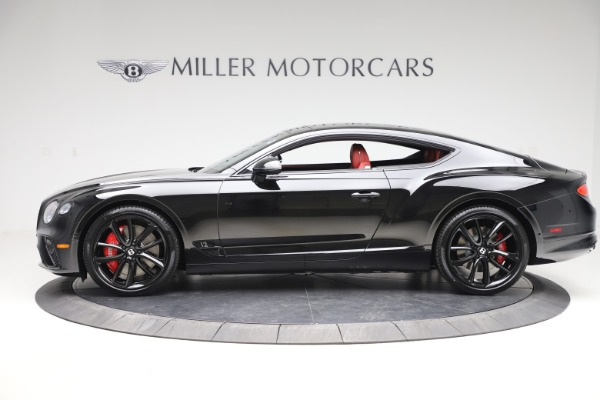 New 2020 Bentley Continental GT W12 for sale $277,935 at Bentley Greenwich in Greenwich CT 06830 3