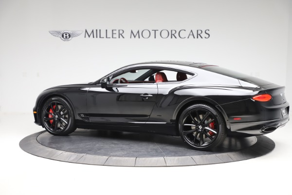 New 2020 Bentley Continental GT W12 for sale $277,935 at Bentley Greenwich in Greenwich CT 06830 4