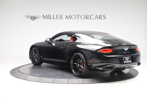 New 2020 Bentley Continental GT W12 for sale $277,935 at Bentley Greenwich in Greenwich CT 06830 5