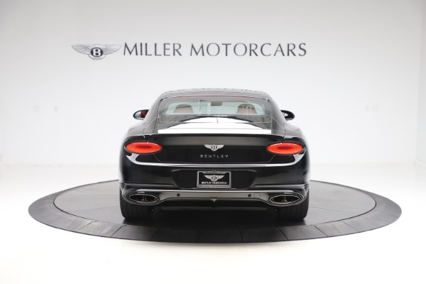 New 2020 Bentley Continental GT W12 for sale $277,935 at Bentley Greenwich in Greenwich CT 06830 6