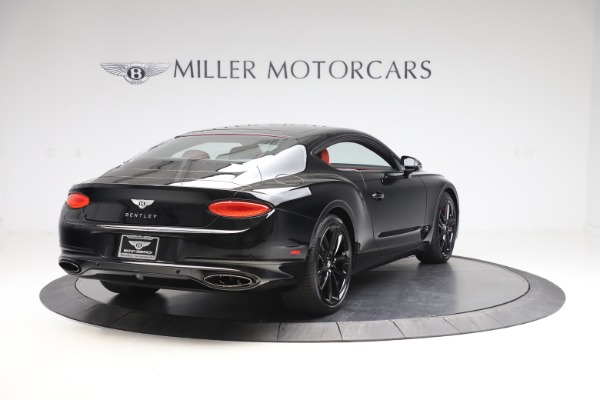 New 2020 Bentley Continental GT W12 for sale $277,935 at Bentley Greenwich in Greenwich CT 06830 7