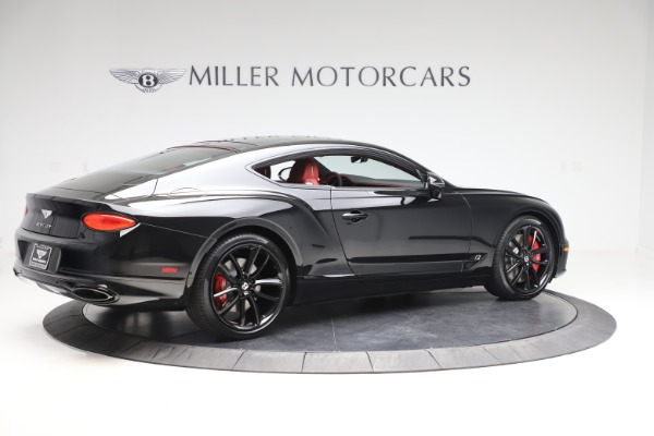 New 2020 Bentley Continental GT W12 for sale $277,935 at Bentley Greenwich in Greenwich CT 06830 8