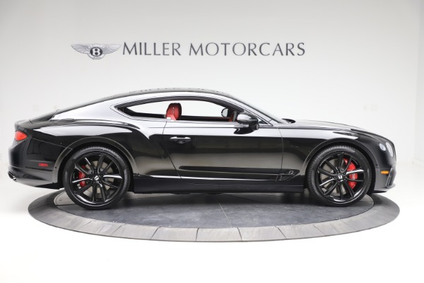 New 2020 Bentley Continental GT W12 for sale $277,935 at Bentley Greenwich in Greenwich CT 06830 9