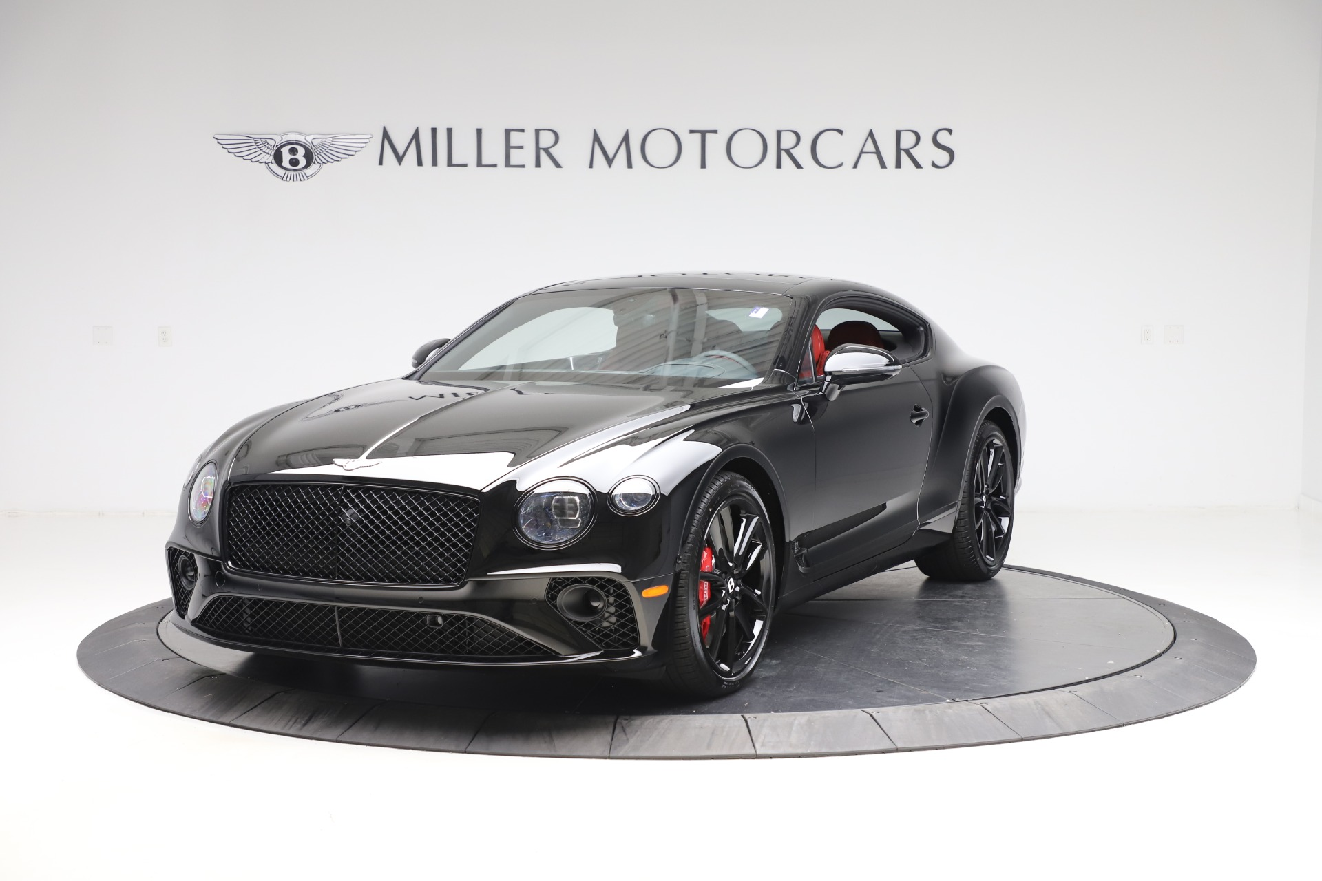 New 2020 Bentley Continental GT W12 for sale $277,935 at Bentley Greenwich in Greenwich CT 06830 1
