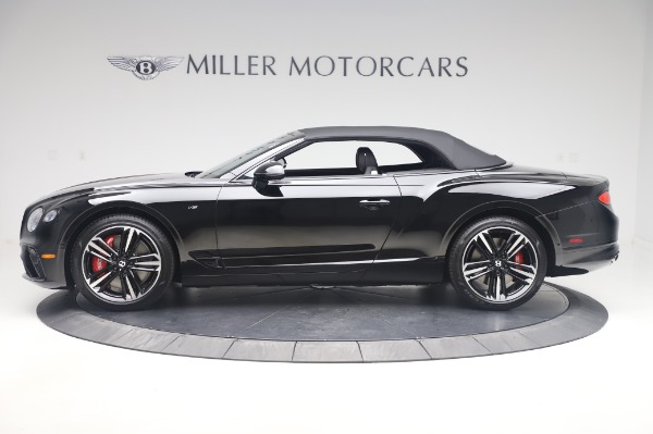 New 2020 Bentley Continental GT Convertible V8 for sale $275,045 at Bentley Greenwich in Greenwich CT 06830 13