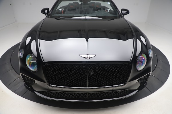 New 2020 Bentley Continental GTC V8 for sale $275,045 at Bentley Greenwich in Greenwich CT 06830 18