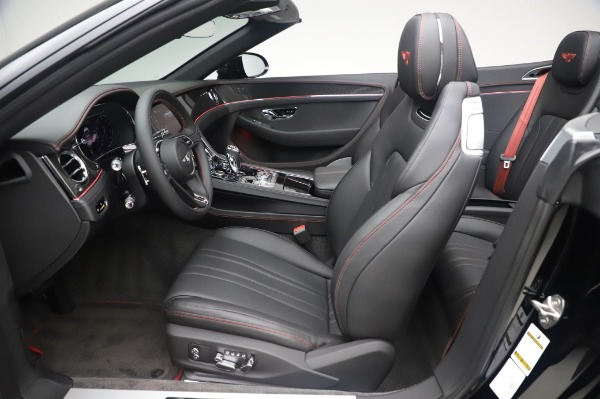 New 2020 Bentley Continental GT Convertible V8 for sale $275,045 at Bentley Greenwich in Greenwich CT 06830 24