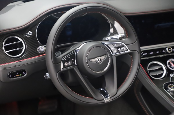 New 2020 Bentley Continental GT Convertible V8 for sale $275,045 at Bentley Greenwich in Greenwich CT 06830 27