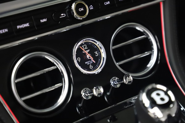 New 2020 Bentley Continental GTC V8 for sale $275,045 at Bentley Greenwich in Greenwich CT 06830 28