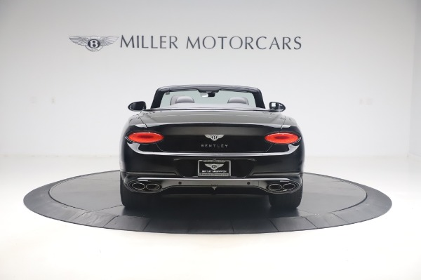 New 2020 Bentley Continental GTC V8 for sale $275,045 at Bentley Greenwich in Greenwich CT 06830 6